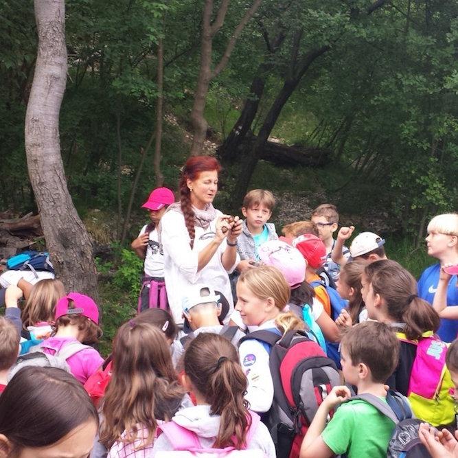 Monte San Salvatore Scuola Natura Scuola Avventura