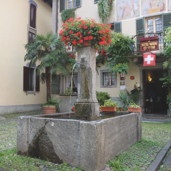 Esposizione le gioiose fontane del Ticino Monte San Salvatore